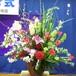 O0157) 壷活け 春のお花