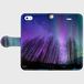 (iPhone5/5s/SEサイズ)手帳タイプ:オーロラ(KAGAYA)