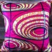 shelter / deco pillow // cosmic