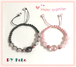 Sakura (Cherry Blossom) bracelets
