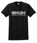 YUKIGUN独房の惑星Tシャツ