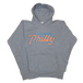 """Philly"" Yo! Bros Pro. Script Logo Hoodie Used"