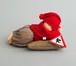 ノルウェーニッセ人形 すやすや眠る