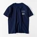 somedayオリジナルTシャツ No.2(ネイビー)