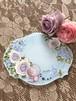 薔薇とブレスレットのサインプレート