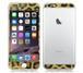 iPhone6、iPhone6Plus用 両面カスタムデザイン液晶フィルムシール(ヒョウ柄)