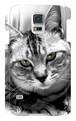 スマホケース Galaxy S5 グリーンアイズ