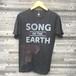 【-SONG OF THE EARTH -FUKUSHIMA-2017.3/11限定Tシャツ】 幡ヶ谷再生大学 × LFN)No.S-007