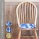 抗菌防臭 チェアマット 54050005 maison blanche(メゾンブランシュ)【日本製】