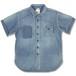 "Classic Work Shirts ""Remake"" Remake Indigo Blue"