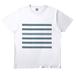 タイヤパターン(Stop) Tシャツ