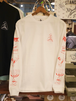 BURR Long Sleeve - White