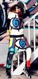 pop1213-pop2102上下セット セパレート レディース ダンス衣装ステージ衣装HIPHOP・ヒップホップ舞台衣装・DanceJAZZ ジャズダンスウェア メンズ男性