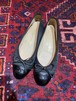 .CHANEL COCO MARC RIBON LEATHER PUMPS MADE IN ITALY/シャネルココマークレザーパンプス 2000000048963