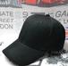 シンプル カーブキャップ ブラック 帽子 ユニセックス メンズ レディース