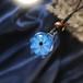 ラティチェロフラワーのペンダント00414-3/【ラティチェロフラワー】[試作品]