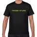 トカゲスタジオ Tシャツ 黒