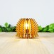 「はりねずみ」木製フロアランプ