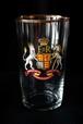 イギリス エリザベス2世 コロネーション ガラスカップ  グラス シャビーシーク