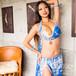 Schafer Fashion/Blue Paisley