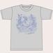 町田SDR15周年Tシャツ(2020年)ver.2 ミックスグレー/ロイヤルブルー