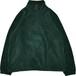 DET Quarter Zip Fleece Shirt ( Hunter Green)