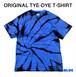 オリジナルタイダイTシャツ(ブルー)