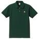 3色KYUSロゴ ポロシャツ(グリーン)
