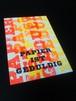 """""""Papier ist geduldig"""" Postcard【縦型・蛍光4色】"""