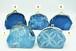 正藍冷染 がま口財布【丸形・大】