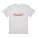 旬のTシャツ(ホワイト / オレンジ)