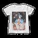 オリジナルレディースTシャツ【星之物語-Star Story- 牡羊座-Aries-】 / yuki*Mami