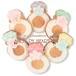 【期間限定セール290円】ゆびわのアイシングクッキー SHONPY 結婚式プチギフト