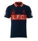 リバプールFC(Liverpool FC) Mens Ultimet Navy ポロ