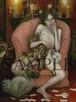 ポストカード「夢の中のアリス少年」