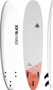 Storm Blade 8ft Surfboard / White