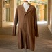 OLD CZECH ARMY WORK COAT ONE WASH