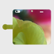 iPhone6Plus/6sPlus 手帳型スマホケースyellowflower