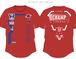 V9チャンプ記念Tシャツ2020『ディープレッド』O社製