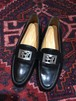 .Ralph Lauren LEATHER LOGO LOAFER MADE IN ITALY/ラルフローレンレザーロゴローファー 2000000038193