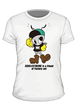 xoxo(Kiss&Hug) EXTREME X Factory ant コラボTシャツ(白)