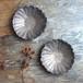 器のしごと 小菊小皿 ブロンズ