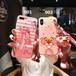 オリジナル アイフォンXケース 可愛い ピンクパンサー柄 iphone8 plusケース カッコイイ iphone7カバー ペア用 アイフォン6s プラスケース 送料無料