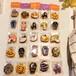 ハロウィン5連クッキー