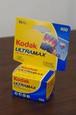 【カラーネガフィルム 35mm】Kodak(コダック)ULTRA MAX400 36枚撮り