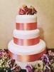 rental wedding cake set (ラウンド大)