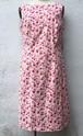 イギリス ローズ柄 ストレッチワンピース ドレス
