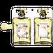 iPhone・Android Mサイズ 香水手帳型ケース color:レモンイエロー