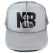 Cap - NB Mesh - Grey