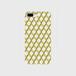 iPhone7Plus 裏面スマホケース 籠目A(MMD-RWI7P-T004OC1)